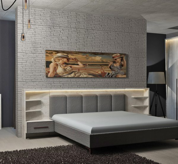 Eden Modern Italian Bedroom Set