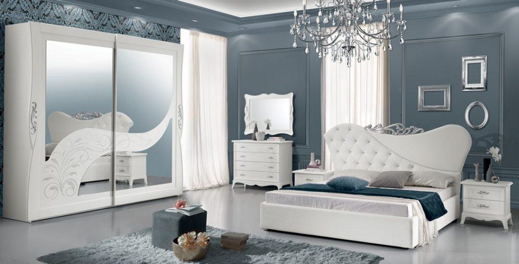 Giselle Modern Italian Bedroom Set