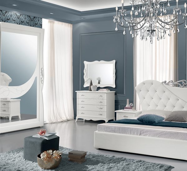 Giselle Modern Italian Bedroom Set