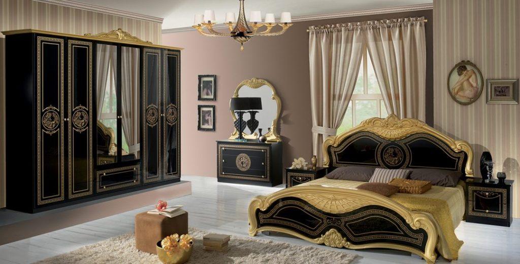 Laura Classic Italian Bedroom Set