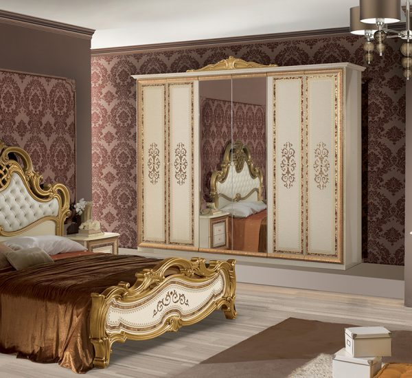 Anita Classic Italian Bedroom Set