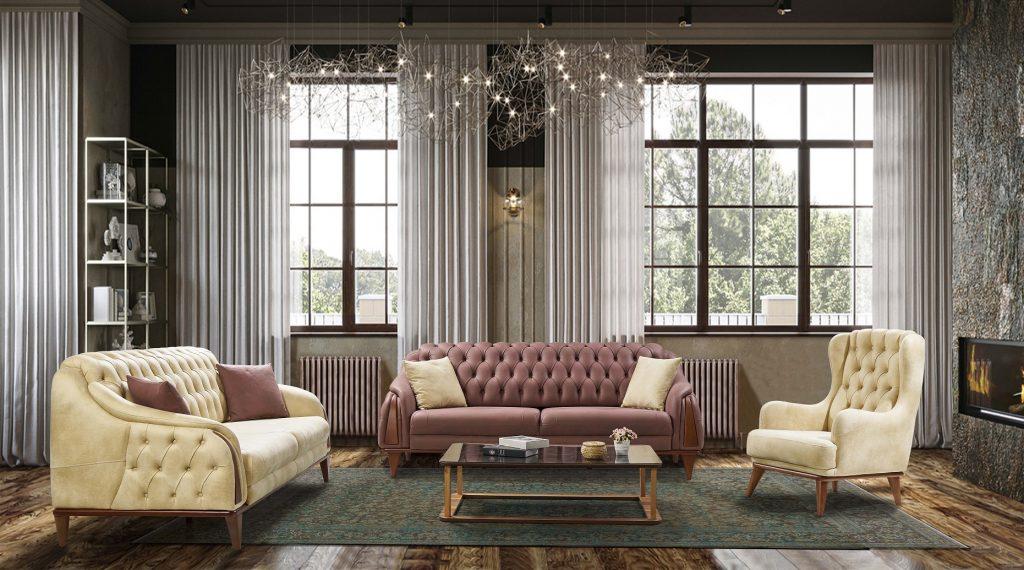 Loft Sofa 3+3+1+1