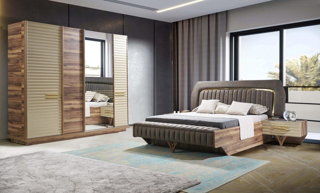 Tower Bedroom Set