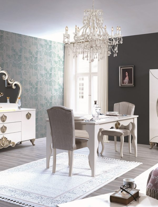Zümrüt Dining Set